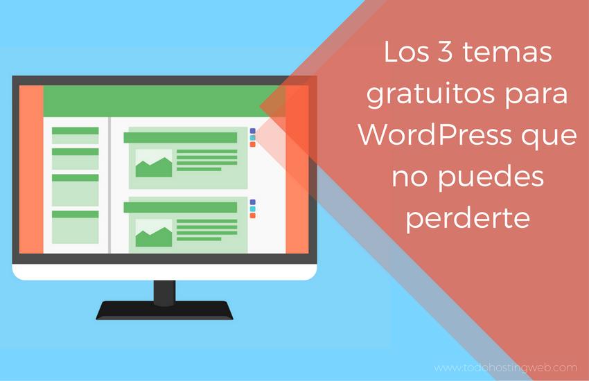 temas gratuitos para WordPress